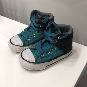 Toddler high top converse